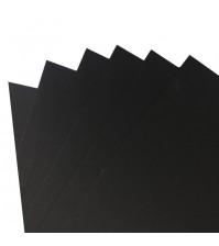 Бумага для скрапбукинга, 30х30см, 175гр., цвет черный, арт. 313269