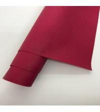 Кожзам с тиснением под питона, цвет малина, арт. 411142