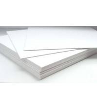 Картон немелованный двусторонний Пивной, размер А4, толщина 1.55 мм, SC5015-2030