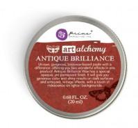 Восковая паста Metallique Wax, цвет Огненный Рубин , арт.964306