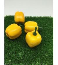Декоративный Перец сладкий желтый,  OVO-001