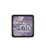 Штемпельная мини-подушечка Tim Holtz Distress Mini Ink Pads на водной основе, цвет Dusty Concord,  арт. 320816