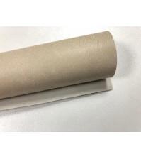 Кожзам (экокожа) на полиуретановой основе, темно-бежевый, арт. SC401021