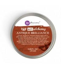 Восковая паста Metallique Wax, цвет Red Amber , арт. 223127