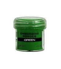 Пудра для эмбоссинга, Зеленый, EPJ36562