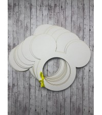 Рамочка круглая Микки Маус Малыш,арт. 131000