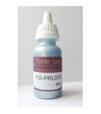 Жидкий жемчуг, цвет голубой с глиттером, арт. FD-PRL07G