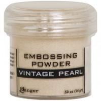 Пудра для эмбоссинга Vintage Pearl от Ranger, EPJ60468