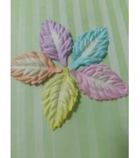 Набор листочков, цвет карамль микс, арт. 3041128