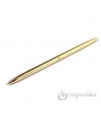 Ручка изысканная золотая, KA104408