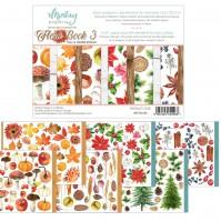 Набор бумаги для скрапбукинга Flora Book 3 by Mintaypapers, арт. MT-FLO-03