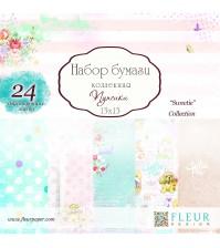 Набор бумаги Пупсики от FLEUR design, арт. FD1005015