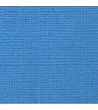Лист однотонного кардстока Морская пучина, арт. PST-31